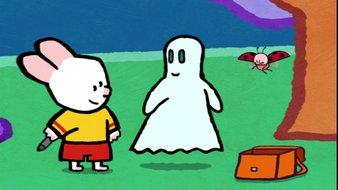Didou, dessine-moi un fantôme