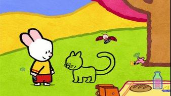 Didou, dessine-moi un chat