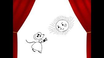 La petite souris vaniteuse