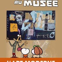 avatar 1 minute au musée - L'art moderne et contemporain