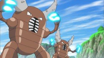 Muplodocus et l'attaque du marais !