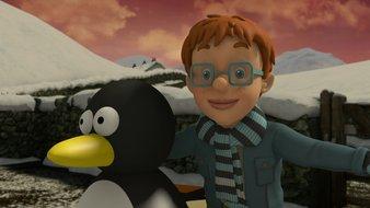 Le super pingouin