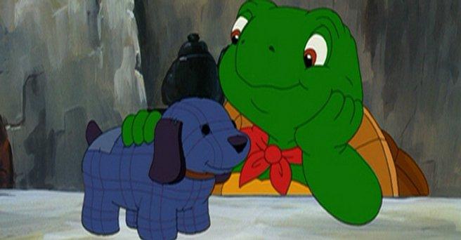Regarder: Franklin et le chevalier vert