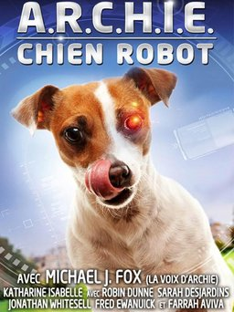 Regarder A.R.C.H.I.E chien robot en vidéo