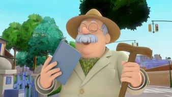 Professeur Moustache