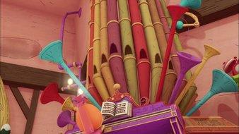 Le silence de l'orgue