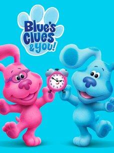 Blue's Clues & You ! : Blue et ses amis