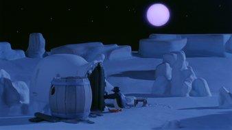 Pingu et la Lune