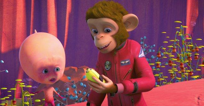 Regarder: Les Chimpanzés de l'espace 2
