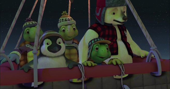 Regarder: Franklin et ses Amis : En route vers le pôle nord