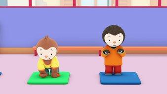 Le yoga des animaux