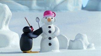 Pingu et Pinga font de la musique