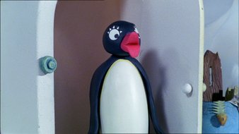 Pingu et la sonnette