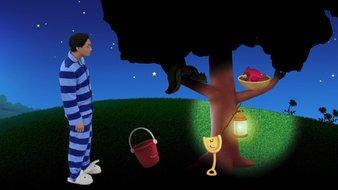 Une soirée pyjama avec Blue