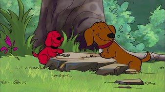 Clifford va au parc