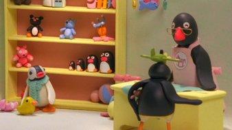 Pingu et le magasin de jouet
