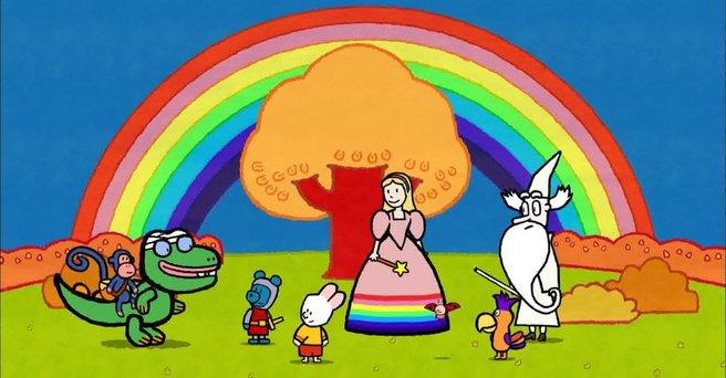 Regarder: Didou et la fée arc-en-ciel