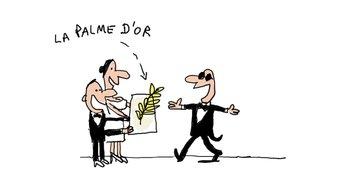 C'est quoi la montée des marches à Cannes?