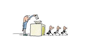 Qui a le droit de votes aux élections européennes?