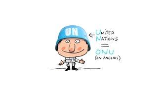 C'est quoi l'O.N.U. ?