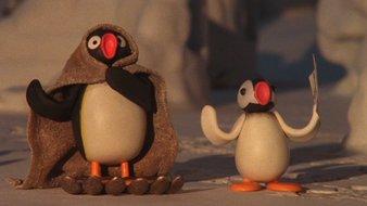 Pingu et l'abominable bonhomme de neige