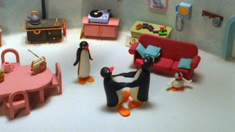 Pingu danse