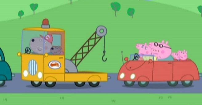 Regarder: L'embouteillage