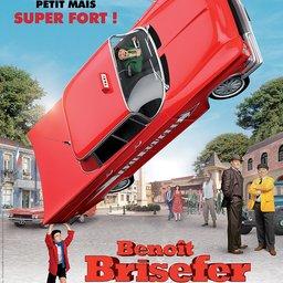 avatar Benoît Brisefer : Les Taxis Rouges