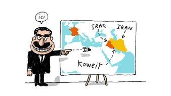 Pourquoi parle-t-on autant de l'Irak?