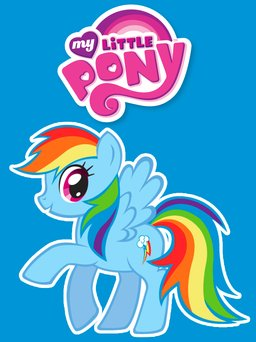 Regarder My little pony : les amies, c'est magique en vidéo