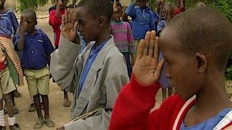 Mon école en Tanzanie