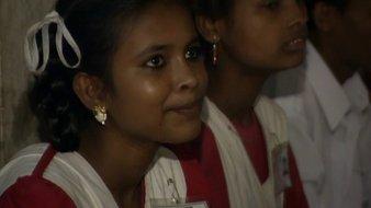 Mon école au Bengladesh