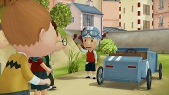 Les petites voitures