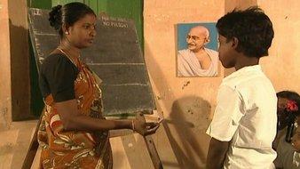 Mon école en Inde
