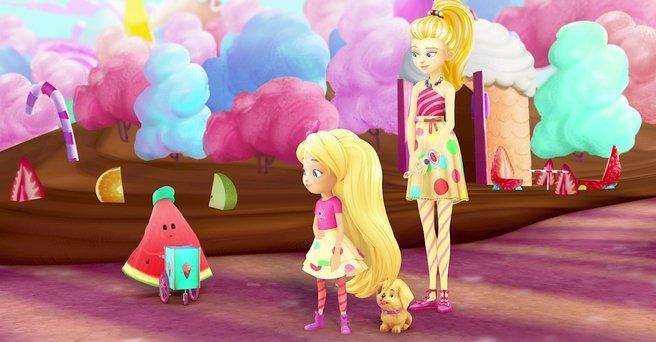 Regarder: Barbie Dreamtopia