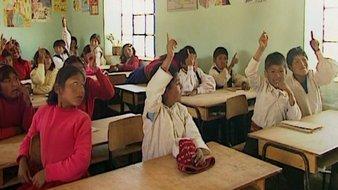 Mon école au Pérou