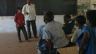 Mon école en Mauritanie