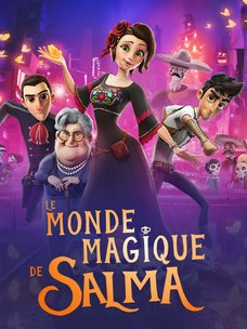 Le Monde magique de Salma: regarder le film