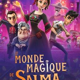 avatar Le Monde magique de Salma