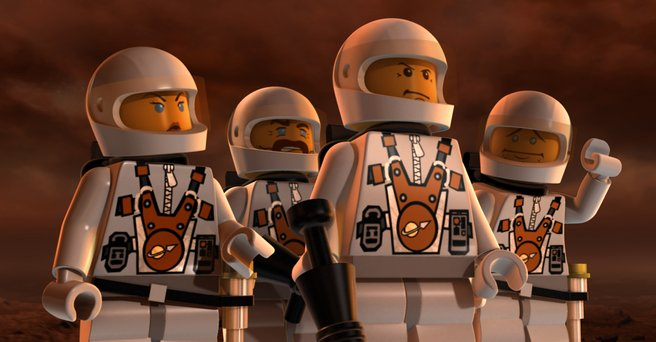 Regarder: Lego : Les Aventures de Clutch Powers