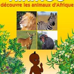 avatar Kirikou découvre les animaux d'Afrique