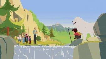 L'école de la montagne