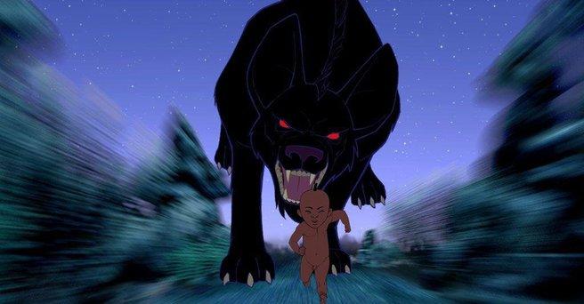Regarder: Kirikou et les bêtes sauvages