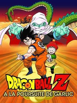 Regarder Dragon Ball Z : À la poursuite de Garlic en vidéo