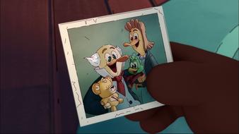 Les aventuriers du doudou perdu