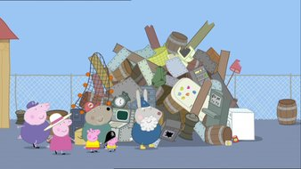 La chantier naval de Papy Rabbit