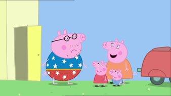 Papa Pig champion du monde