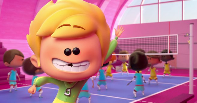 Regarder: Volley-ball