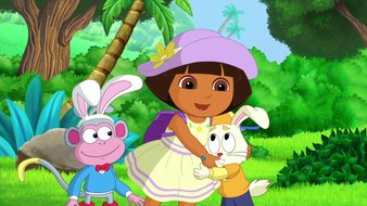 Dora et l'aventure de Pâques