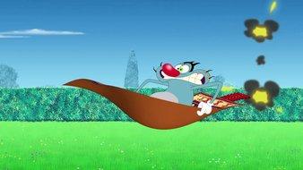 Le tapis supersonique